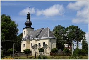 Kostel Svatoňovice